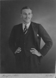 GCRC Engagement Photograph, 1936