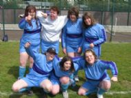 2006 Highland Girls 5 a Side Football Team