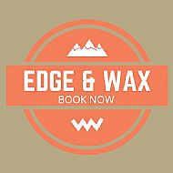 Edge and Hot Wax for Skis and Board £25