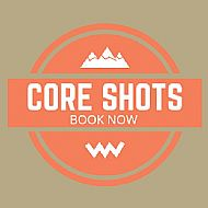 Core Shots: Gouges that go down to the base £10
