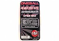 Oneball 4WD Wax Variety 5 Pack