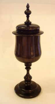 Blackwood Spice Jar. £200. SOLD