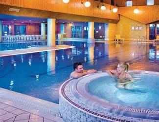 enjoy facilities including indoor swimming pools