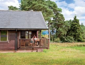 calvert trust kielder lodges in northumberland