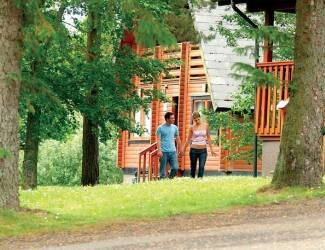 find lodges and log cabin holidays in northumberland