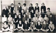 New Inn School Class of 1957