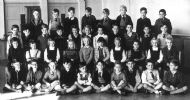 New Inn Infants Class 1953-54