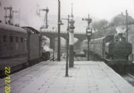 Pontypool Rd Station South End April 1963