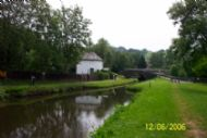 Toll House on the Mon-Brecon Canal