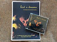 kist o dreams songbook and CD together