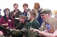 Clan Gathering entertainment