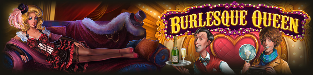 Slot of the Week - Burlesque queen