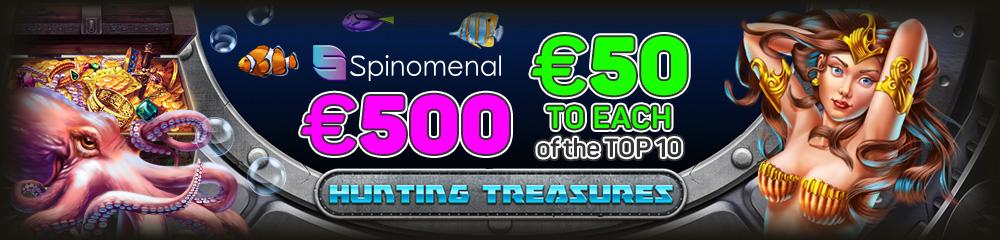 Slot of the Week - Hunting Treasures