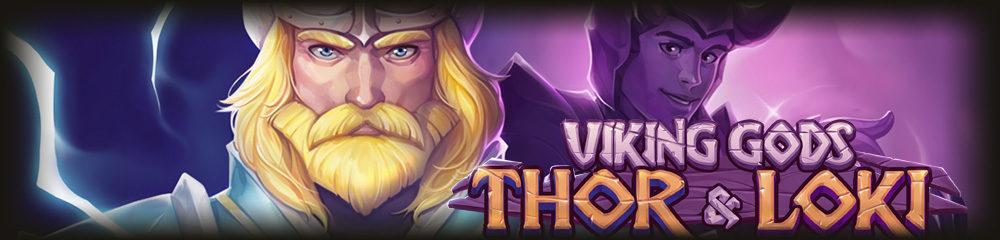 Slot of the Week - Viking Gods: Thor and Loki