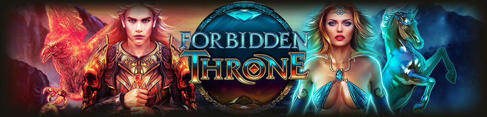 Slot of the Week - Forbidden Throne