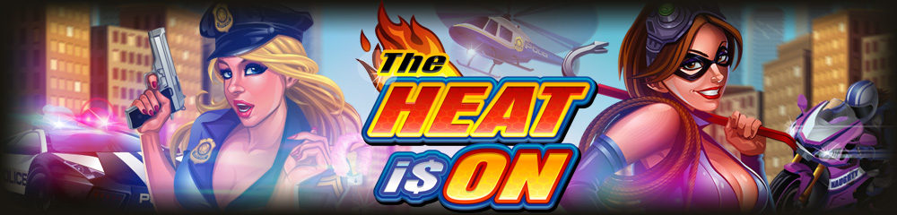 Slot of the Week - The Heat is On