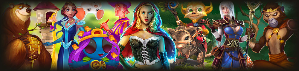 Slot of the Week - Fairytale Week