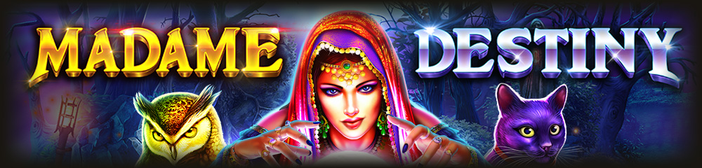 Slot of the Week - Madame Destiny