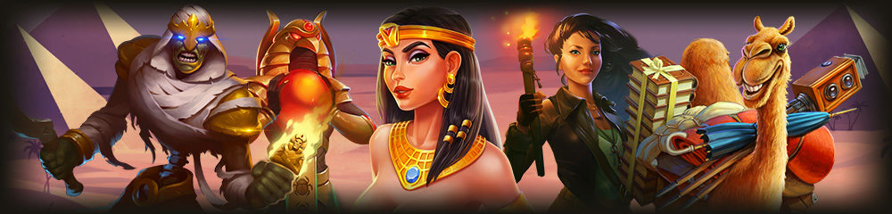 Slot of the Week - Treasures of Ancient Egypt