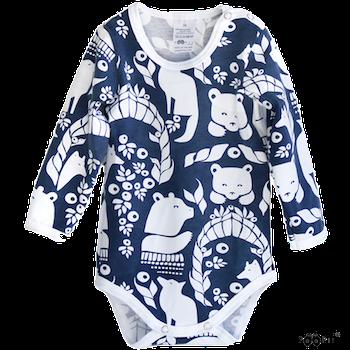 Paapii Design lta löytyy Suomessa suunniteltuja. PaaPii vauvan mekkobody  Bambi pinkkinä - Bodyt ja paidat - 12945 45ef299ae5