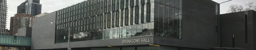 Branksome Hall - Athletics and Wellness Centre (CAN)