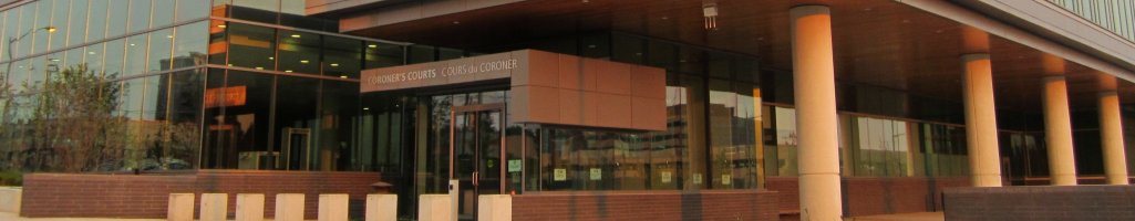 Forensics Services and Coroner's Complex (CAN)