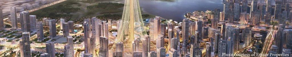 Tower at Dubai Creek Harbor (CAD)