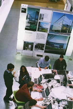 Landscape and VR specialists from SLR were part of the winning Ryder Alliance team