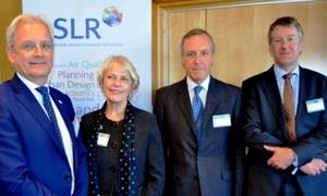 Julian Cooper, Janet Askew, Martin Kingston & Neil Bromwich