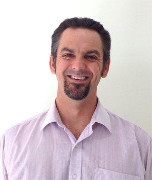 Environmental consultant Mark Fitzpatrick