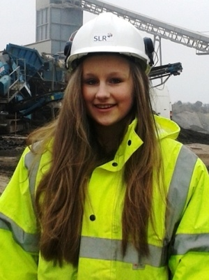 Rebekah's Belfast Work Experience Feb 2015