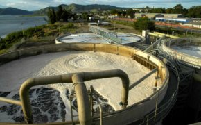 Wastewater Treatment Plant for a Pulp and Paper Mill