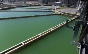 Water Treatment Plant Primary Clarifier