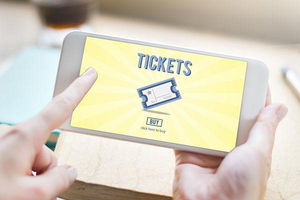 Sistema de venta de entradas por internet