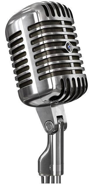 Micrófono para conciertos