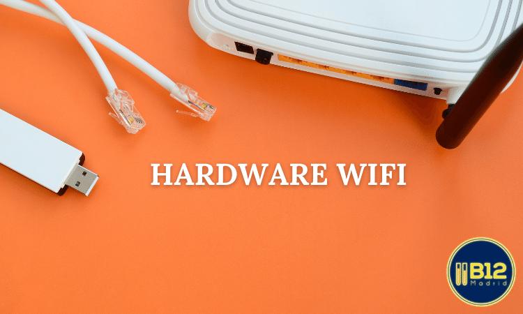 Términos de hardware Wi-Fi