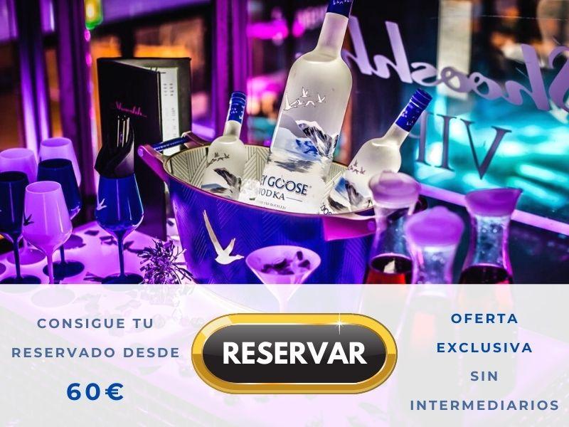 Reservar botella online