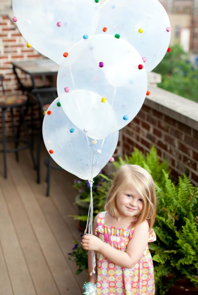 globos originales cumpleaños