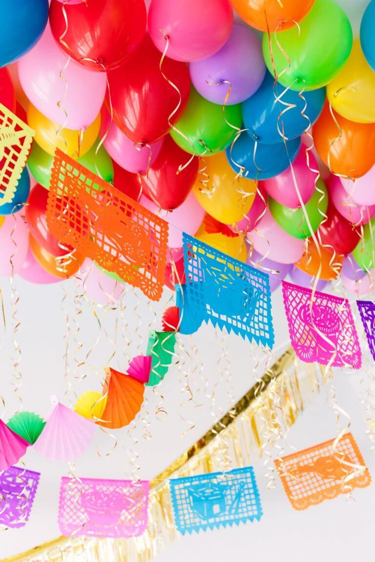 decoracion globos cumpleaños