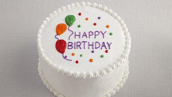 Preparar tarta y pasteles de cumpleaños