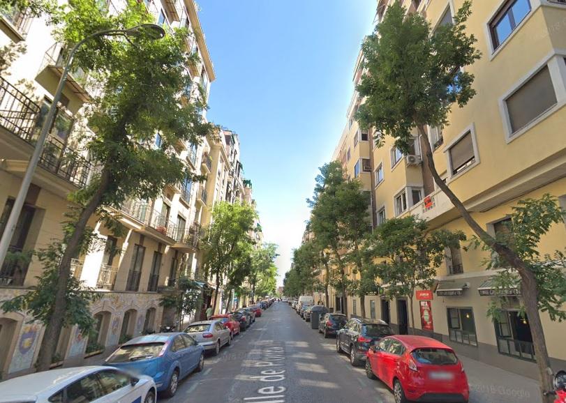 calle ponzano madrid