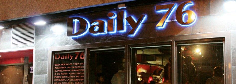 Bar Daily 76