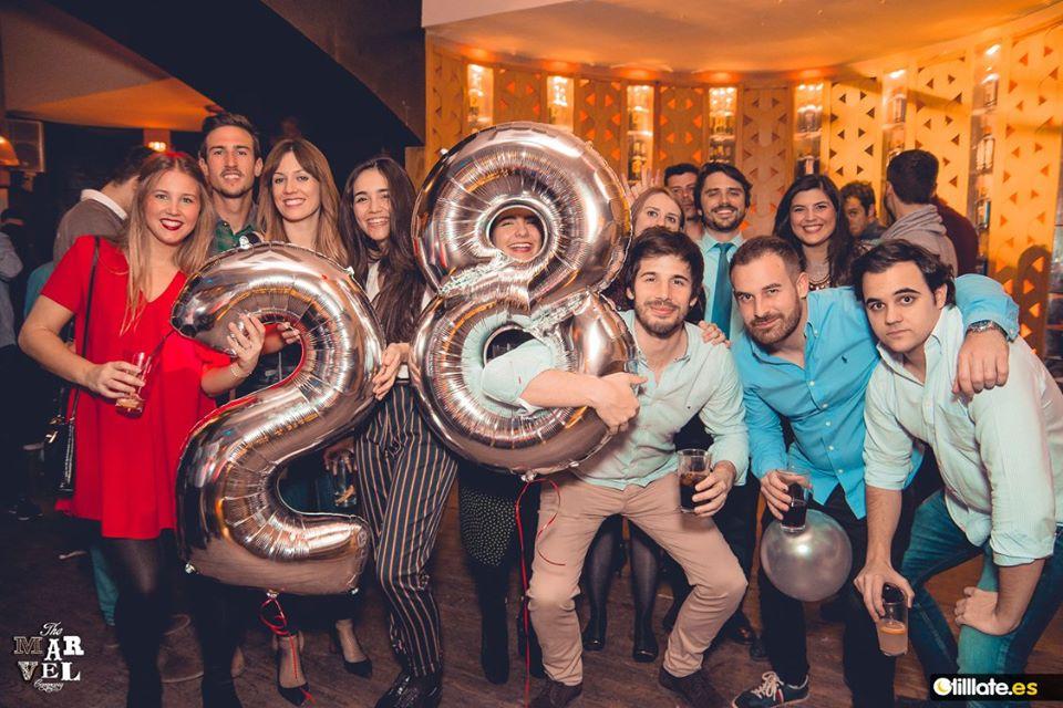 local para celebrar fiestas sopresas en madrid centro