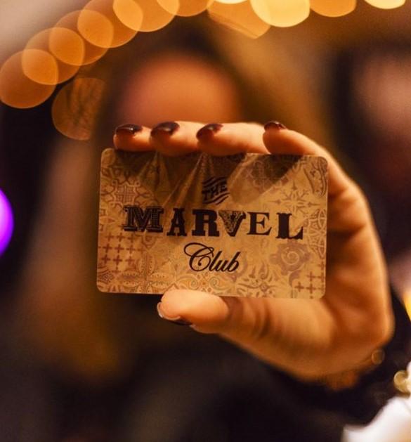 Descuentos en copas con tu tarjeta Marvel