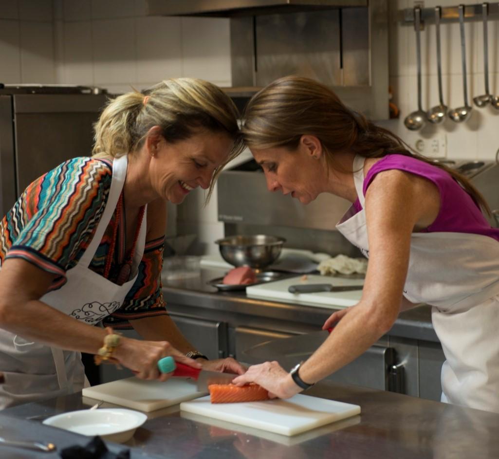 Cocina divertida en Escuela Taberna del Chato