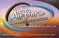 Escuela Escuela de Parapente Air Born Malaga