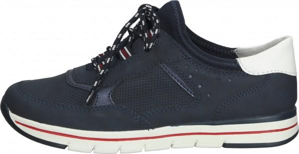 Relife Sneaker Lederimitat/Textil Marine
