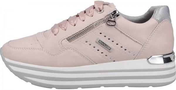 Dockers Sneaker Lederimitat Rosa