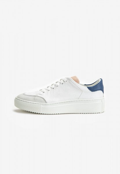 Inuovo Sneaker Leder Weiß/Pink