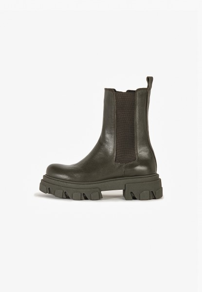 Inuovo Stiefelette Leder Army